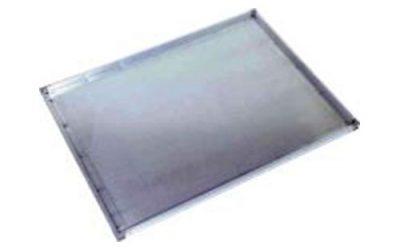 Teglie in Alluminio Forato